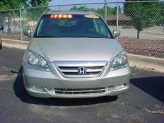 Used 2006 Honda Odyssey EX-L for sale in Pontiac, MI 48340