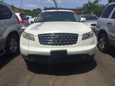 Used 2004 Infiniti FX35 AWD for sale in Brooklyn, NY 11207
