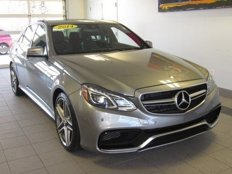 Used 2014 Mercedes-Benz E63 AMG S-Model 4MATIC Sedan for sale in Danbury, CT 06810