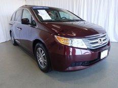 Used 2011 Honda Odyssey EX-L for sale in Hackettstown, NJ 07840