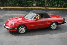 Used 1989 Alfa Romeo Spider Graduate for sale in Doral, FL 33122