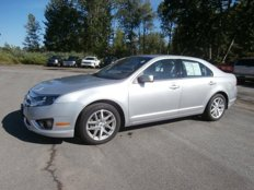 Used 2012 Ford Fusion SEL AWD for sale in Fulton, NY 13069