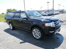 New 2017 Ford Expedition EL 4WD Platinum for sale in Nelliston, NY 13410
