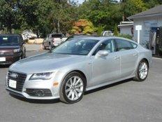 Used 2013 Audi A7 3.0T Prestige for sale in Pasadena, MD 21122