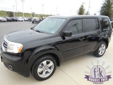 Used 2015 Honda Pilot 2WD EX-L for sale in Fort Worth, TX 76116