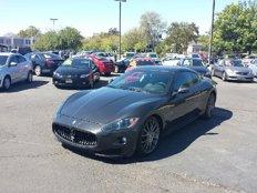 Used 2012 Maserati GranTurismo S Coupe for sale in Modesto, CA 95351