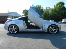 Used 2007 Nissan 350Z Coupe for sale in Erwin, NC 28339