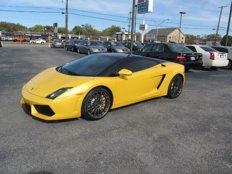 Used 2012 Lamborghini Gallardo LP 550-2 Coupe for sale in Warr Acres, OK 73122