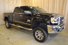 Used 2015 GMC Sierra C/K2500 4x4 Crew Cab SLT for sale in Roscoe, IL 61073