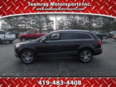 Used 2014 Audi Q7 TDI Prestige for sale in Bellevue, OH 44811