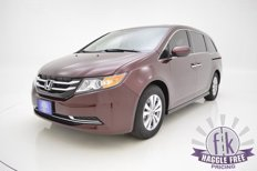 Used 2014 Honda Odyssey EX-L for sale in Fort Worth, TX 76116