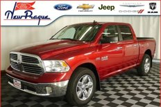 Used 2015 RAM 1500 4x4 Crew Cab for sale in New Prague, MN 56071