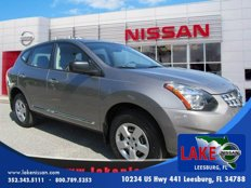 Used 2014 Nissan Rogue Select 2WD S for sale in Leesburg, FL 34788