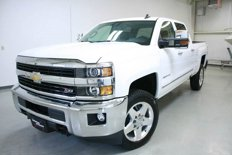 Used 2015 Chevrolet Silverado and other C/K2500 4x4 Crew Cab LTZ for sale in Holland, MI 49424