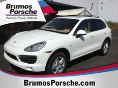 Used 2014 Porsche Cayenne S Hybrid for sale in Jacksonville, FL 32225