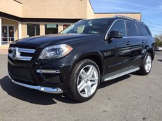 Used 2016 Mercedes-Benz GL550 4MATIC for sale in Fairless Hills, PA 19030