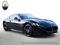 New 2016 Maserati GranTurismo Coupe for sale in Orlando, FL 32810