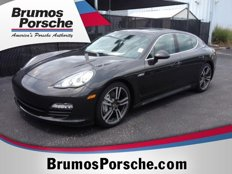 Used 2013 Porsche Panamera for sale in Jacksonville, FL 32225