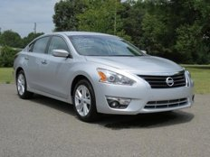 Used 2015 Nissan Altima 2.5 SL Sedan for sale in HICKORY, NC 28602