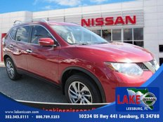 Used 2014 Nissan Rogue SL for sale in Leesburg, FL 34788