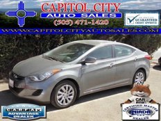 Used 2013 Hyundai Elantra Sedan for sale in Santa Fe, NM 87507