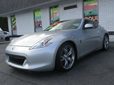 Used 2009 Nissan 370Z Coupe for sale in