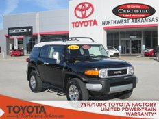 Used 2014 Toyota FJ Cruiser 4WD for sale in Rogers, AR 72758