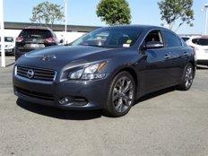 Used 2013 Nissan Maxima 3.5 SV for sale in Costa Mesa, CA 92626