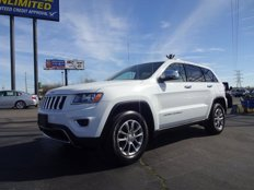Used 2015 Jeep Grand Cherokee 2WD Limited for sale in Memphis, TN 38134