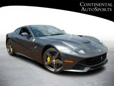 Used 2014 Ferrari F12 Berlinetta for sale in Hinsdale, IL 60521