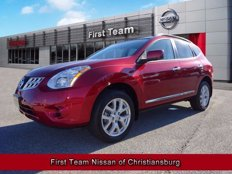 Used 2013 Nissan Rogue SV for sale in Christiansburg, VA 24073
