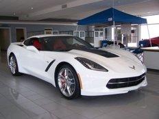 New 2017 Chevrolet Corvette Coupe for sale in Boaz, AL 35957
