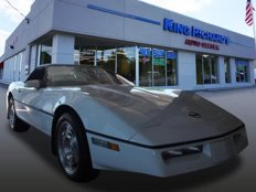 Used 1990 Chevrolet Corvette Convertible for sale in EAST PROVIDENCE, RI 02914