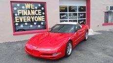 Used 2001 Chevrolet Corvette Convertible for sale in Ashland, MA 01721