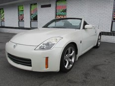 Used 2007 Nissan 350Z Roadster for sale in