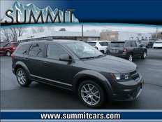 Used 2014 Dodge Journey AWD R/T for sale in Syracuse, NY 13204