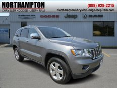 Used 2011 Jeep Grand Cherokee Limited for sale in Northampton, MA 01060
