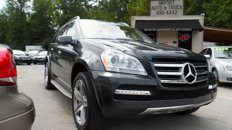 Used 2011 Mercedes-Benz GL550 4MATIC for sale in Chattanooga, TN 37421