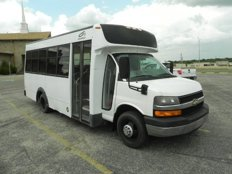 Used 2009 Chevrolet Express 3500 for sale in NEW BRAUNFELS, TX 78130