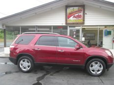 Used 2008 GMC Acadia SLT for sale in Hiram, GA 30141