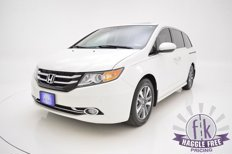 Used 2015 Honda Odyssey Touring Elite for sale in Fort Worth, TX 76116
