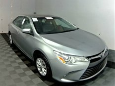 Used 2015 Toyota Camry LE Sedan for sale in Austin, TX 78617