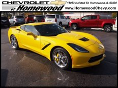 Used 2014 Chevrolet Corvette Coupe for sale in Homewood, IL 60430