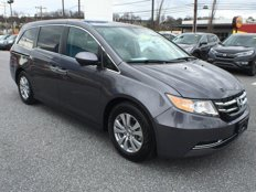 Used 2016 Honda Odyssey EX-L for sale in Owings Mills, MD 21117