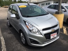 Used 2015 Chevrolet Spark LT for sale in GREENVILLE, AL 36037
