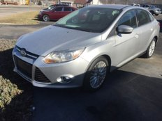 Used 2012 Ford Focus SEL Sedan for sale in Henryville, IN 47126