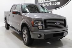 Used 2011 Ford F150 FX4 for sale in WARSAW, IN 46580