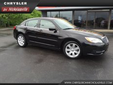 Used 2013 Chrysler 200 Touring Sedan for sale in Nicholasville, KY 40356