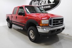 Used 2001 Ford F250 XLT for sale in WARSAW, IN 46580