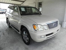 Used 2006 Lexus LX 470 4WD for sale in NEW BRAUNFELS, TX 78130